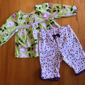 Gymboree Spring/Summer Night Outfit